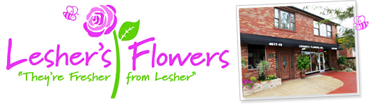 Lesher's Flowers, your florist in St. Louis, Missouri