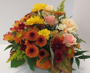 Autumn Joy from Lesher's Flowers, local St. Louis Florist since 1973