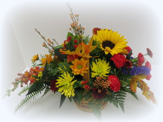 Autumn Countryside from Lesher's Flowers, local St. Louis Florist since 1973