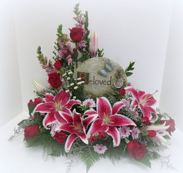 Beloved One from Lesher's Flowers, local St. Louis Florist since 1973