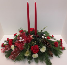 Candle Glow Traditions  from Lesher's Flowers, local St. Louis Florist since 1973