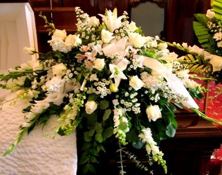 Pure White Expressions  from Lesher's Flowers, local St. Louis Florist since 1973