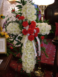 Blessed Assurance from Lesher's Flowers, local St. Louis Florist since 1973