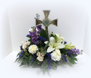 Divine Peace from Lesher's Flowers, local St. Louis Florist since 1973