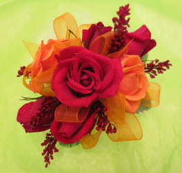 Wrist Corsage IIII from Lesher's Flowers, local St. Louis Florist since 1973