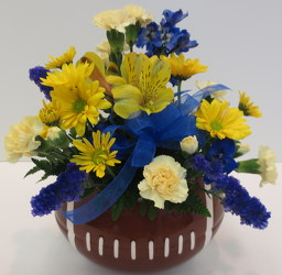 Favorite Team from Lesher's Flowers, local St. Louis Florist since 1973