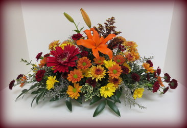 Festive Feast from Lesher's Flowers, local St. Louis Florist since 1973