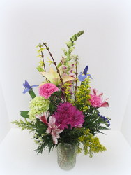 Fresh Flourish II from Lesher's Flowers, local St. Louis Florist since 1973