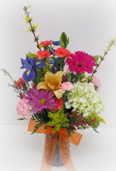 Garden Romance II from Lesher's Flowers, local St. Louis Florist since 1973