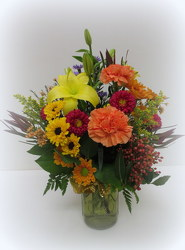 Harvest Treat from Lesher's Flowers, local St. Louis Florist since 1973