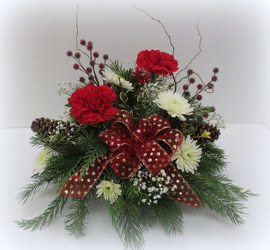 Holiday Dream from Lesher's Flowers, local St. Louis Florist since 1973