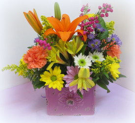 How Sweet It Is! from Lesher's Flowers, local St. Louis Florist since 1973