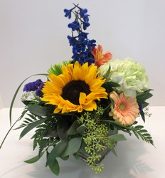 Summer Breeze from Lesher's Flowers, local St. Louis Florist since 1973