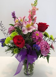 Happy Times from Lesher's Flowers, local St. Louis Florist since 1973