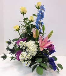 Garden Delight from Lesher's Flowers, local St. Louis Florist since 1973