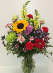 Summer Enchantment from Lesher's Flowers, local St. Louis Florist since 1973
