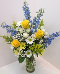 Summer Love from Lesher's Flowers, local St. Louis Florist since 1973