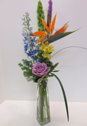 Tropical Touch from Lesher's Flowers, local St. Louis Florist since 1973