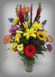 Exotic Love from Lesher's Flowers, local St. Louis Florist since 1973