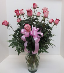 Lavender Roses from Lesher's Flowers, local St. Louis Florist since 1973