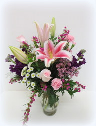 Fresh Flourish from Lesher's Flowers, local St. Louis Florist since 1973