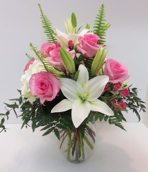 Make Her Day from Lesher's Flowers, local St. Louis Florist since 1973