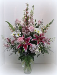 Wishes & Blessings from Lesher's Flowers, local St. Louis Florist since 1973