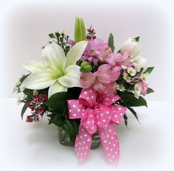 Tender Heart from Lesher's Flowers, local St. Louis Florist since 1973