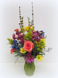 Pretty Please from Lesher's Flowers, local St. Louis Florist since 1973