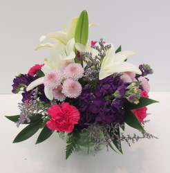 Purple Melody from Lesher's Flowers, local St. Louis Florist since 1973