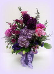 Fit For A Queen from Lesher's Flowers, local St. Louis Florist since 1973