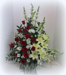 In Our Thoughts from Lesher's Flowers, local St. Louis Florist since 1973