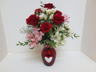 Rich Love from Lesher's Flowers, local St. Louis Florist since 1973