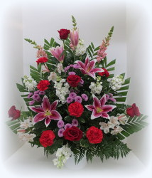 Glorious Grace from Lesher's Flowers, local St. Louis Florist since 1973