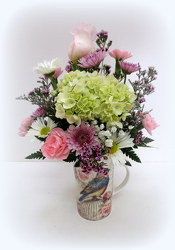 Sweet Flight from Lesher's Flowers, local St. Louis Florist since 1973
