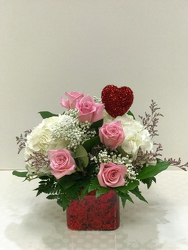 Sweet Thoughts from Lesher's Flowers, local St. Louis Florist since 1973