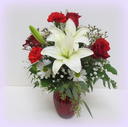 Vision of Love from Lesher's Flowers, local St. Louis Florist since 1973