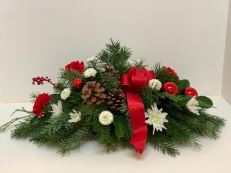 Christmas Wishes from Lesher's Flowers, local St. Louis Florist since 1973