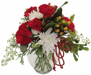 Holiday Thoughts from Lesher's Flowers, local St. Louis Florist since 1973