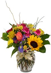 Summer Sunshine from Lesher's Flowers, local St. Louis Florist since 1973