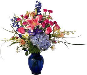 Lets Celebrate from Lesher's Flowers, local St. Louis Florist since 1973
